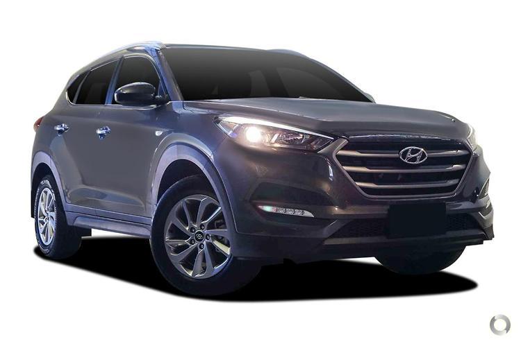2016 Hyundai Tucson TL Active 2WD (Jan.)