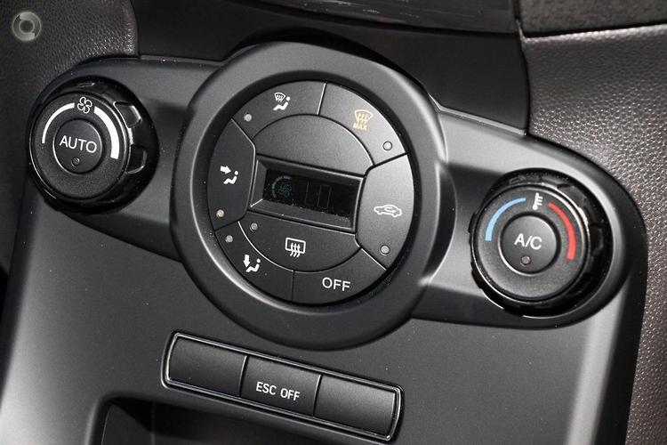 2017 Ford Fiesta ST WZ Manual