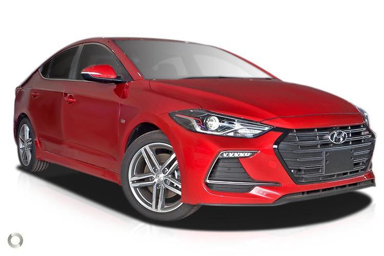 2017 Hyundai Elantra AD SR Turbo MY17