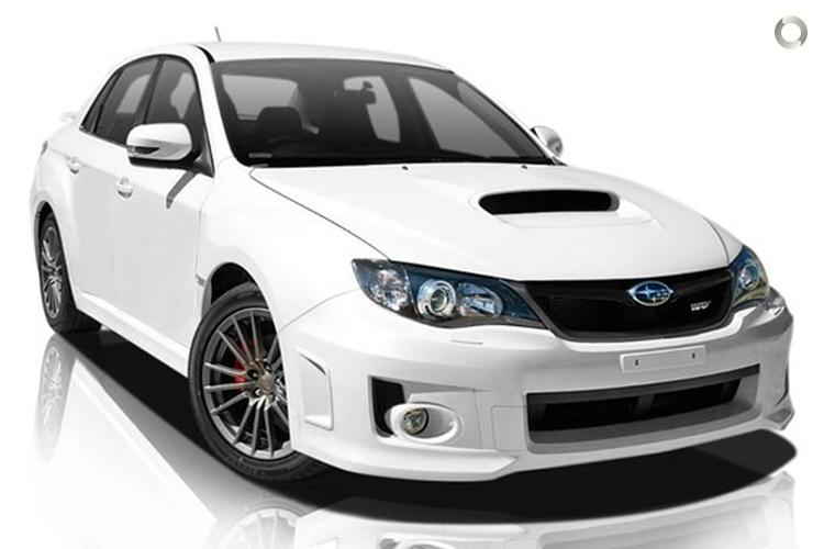 2012 Subaru Impreza G3 WRX MY13 All Wheel Drive