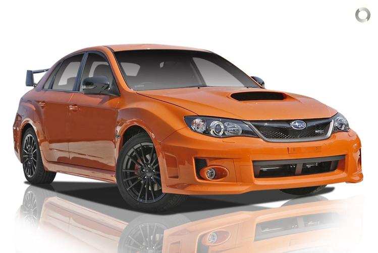 2012 Subaru Impreza G3 WRX Club Spec MY13 All Wheel Drive