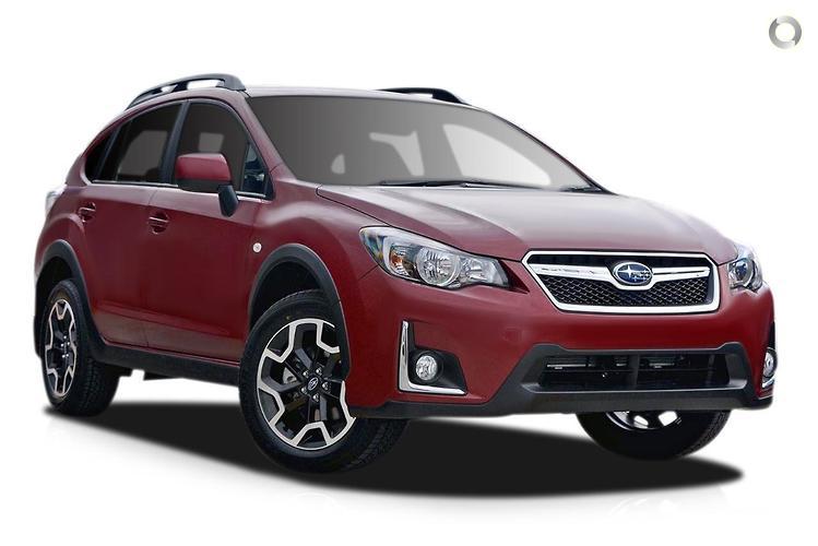 2015 Subaru XV G4-X 2.0i MY16 All Wheel Drive