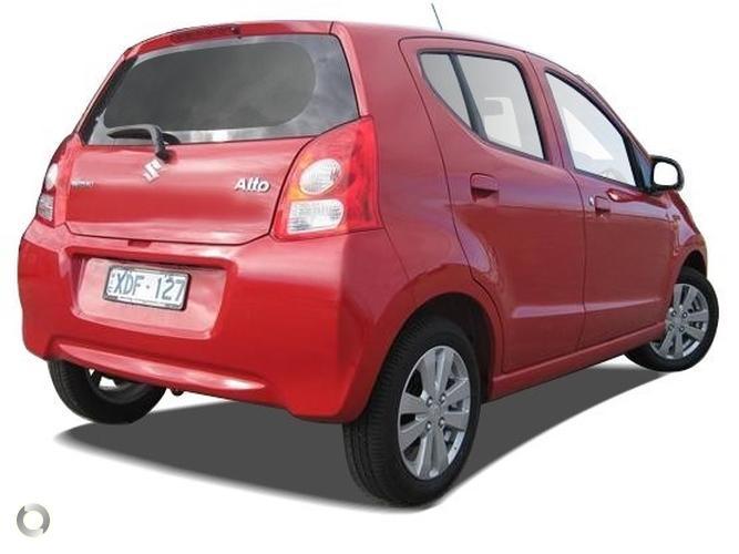 2009 Suzuki Alto GLX Manual