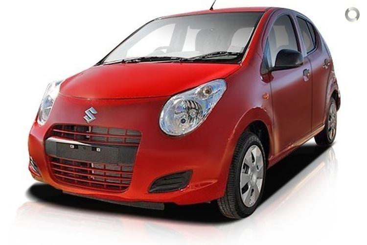 2009 Suzuki Alto GL Manual