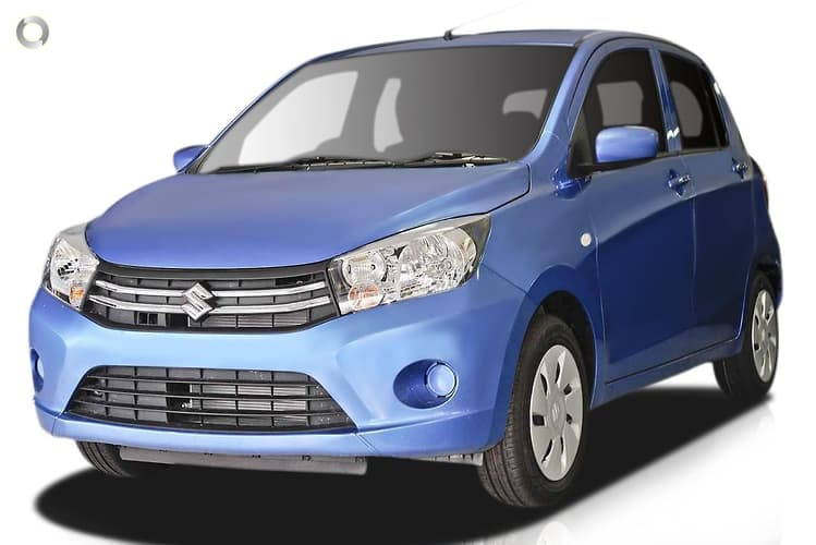 2016 Suzuki Celerio LF Constantly Variable Transmission (Nov. 2014)