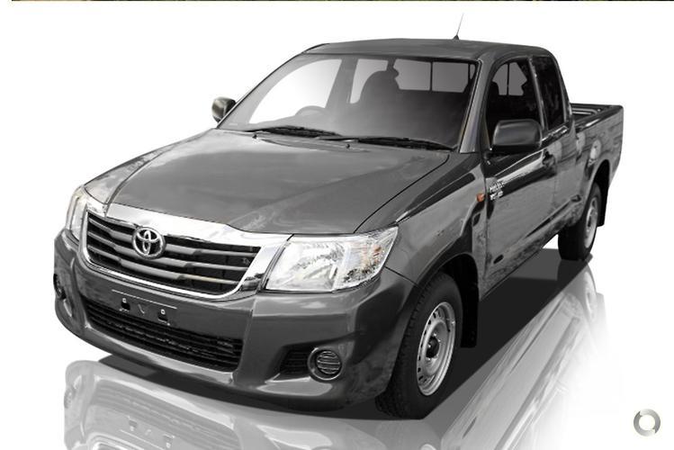 2014 Toyota Hilux GGN15R SR MY14