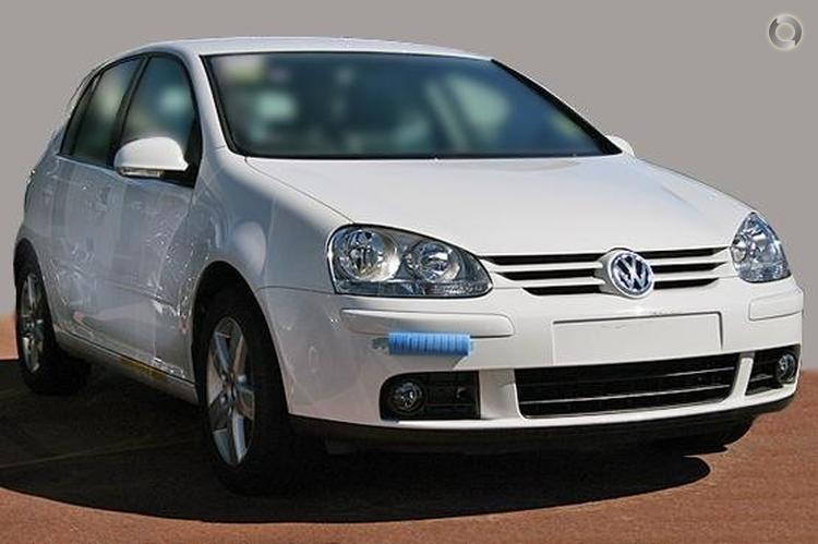 2008 Volkswagen Golf V Comfortline MY08 Tiptronic