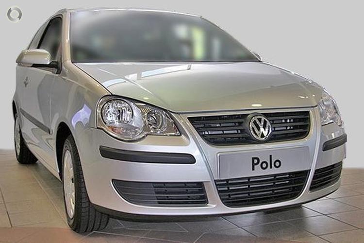 2008 Volkswagen Polo 9N Club MY08