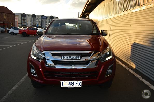 Jackson Isuzu UTE - Demo Cars