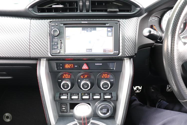 2015 Toyota 86 GTS Manual