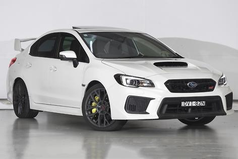 2017 Subaru Wrx Sti Spec R V1 Manual Awd My18