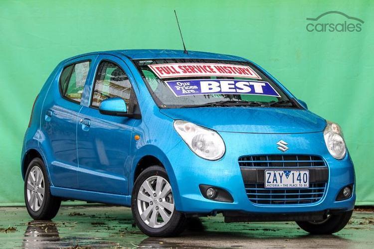 Suzuki Alto Sub Light Hatch Comparison Motoring Com Au