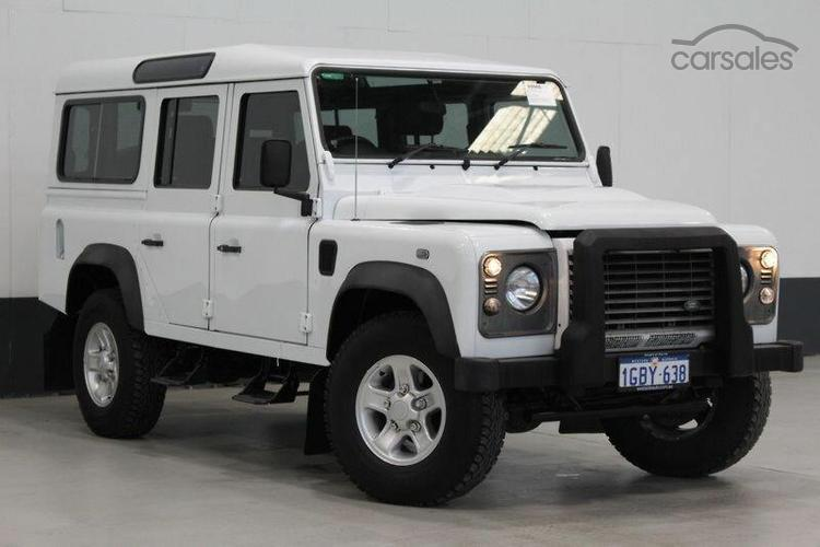 Land Rover Defender 2015 Review Motoring Com Au
