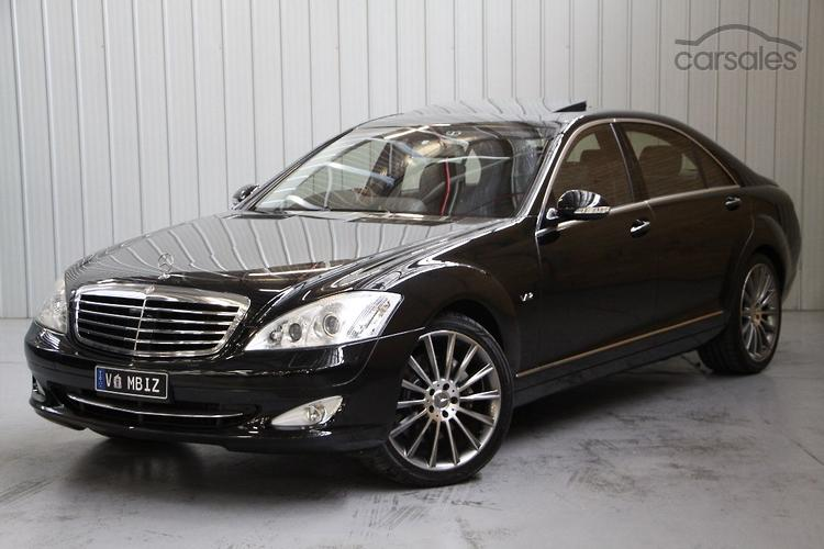 Detroit motor show mercedes benz s600 leaked motoring for 2009 mercedes benz s600