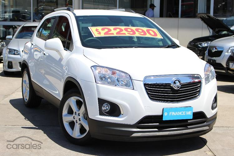 New-look Holden Trax coming soon - motoring.com.au