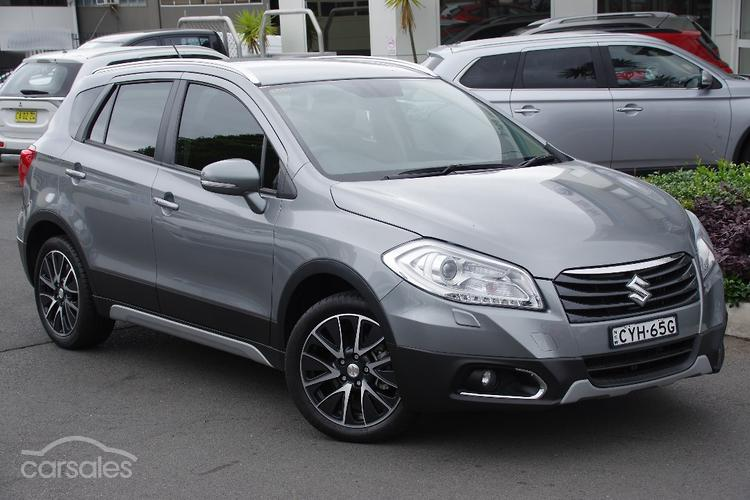 Suzuki S-Cross 2015 Review - motoring.com.au