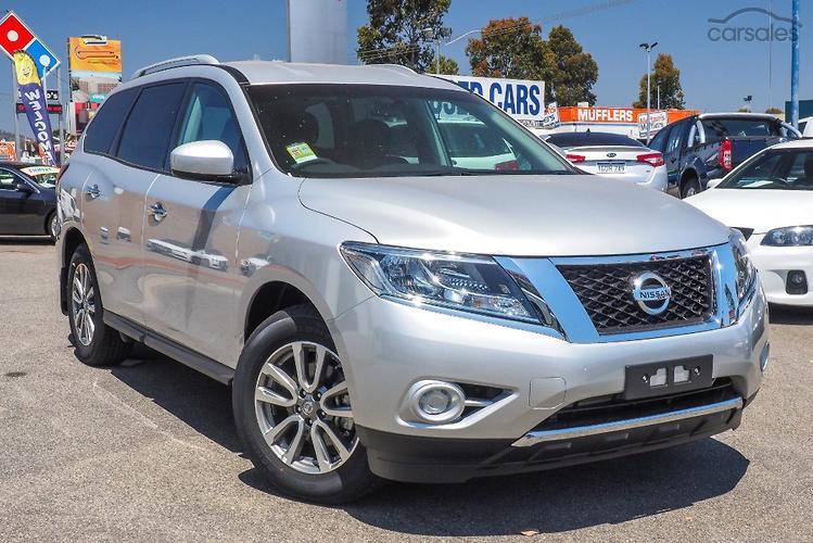 Nissan Pathfinder Large Suv Comparison 2014 Motoring Com Au