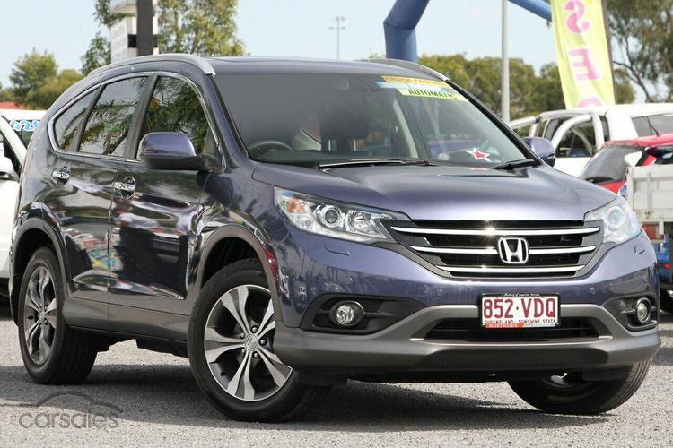 Next Honda CR-V to offer seven seats - motoring.com.au