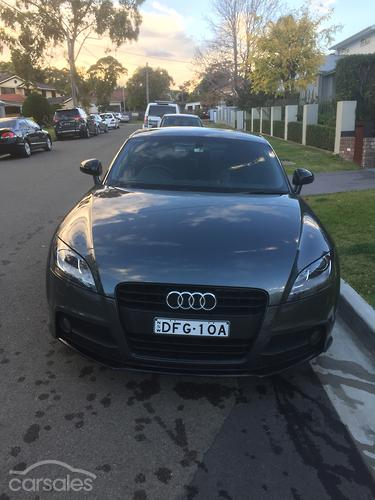 Audi tt convertible for sale nsw