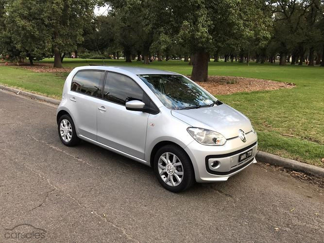 2012 volkswagen up manual my13