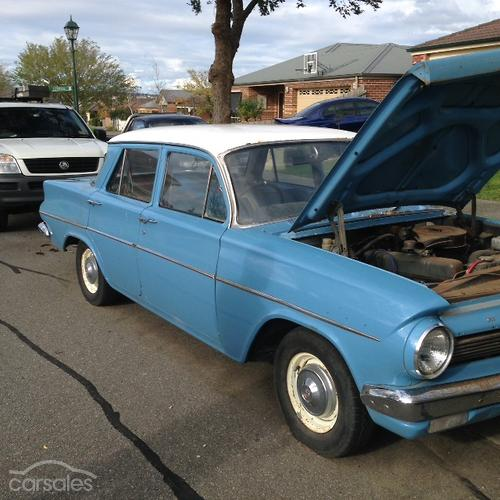 From The Classifieds: 1963 Holden EJ Special