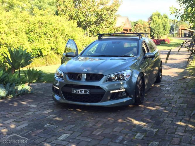 Hsv Clubsport R8 Tourer 2015 Review Motoring Com Au