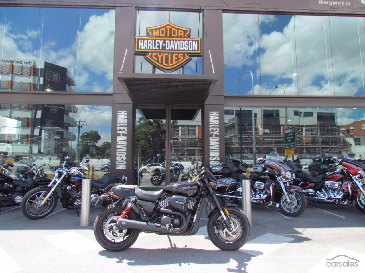 2015 Harley-davidson STREET 750 (XG750)