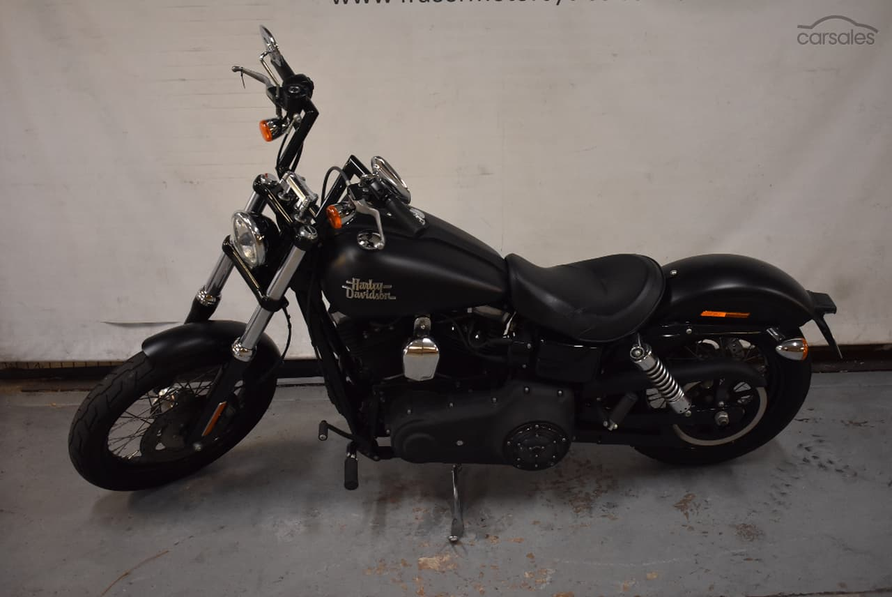 2013 Harley-davidson DYNA STREET BOB 103 (FXDB)