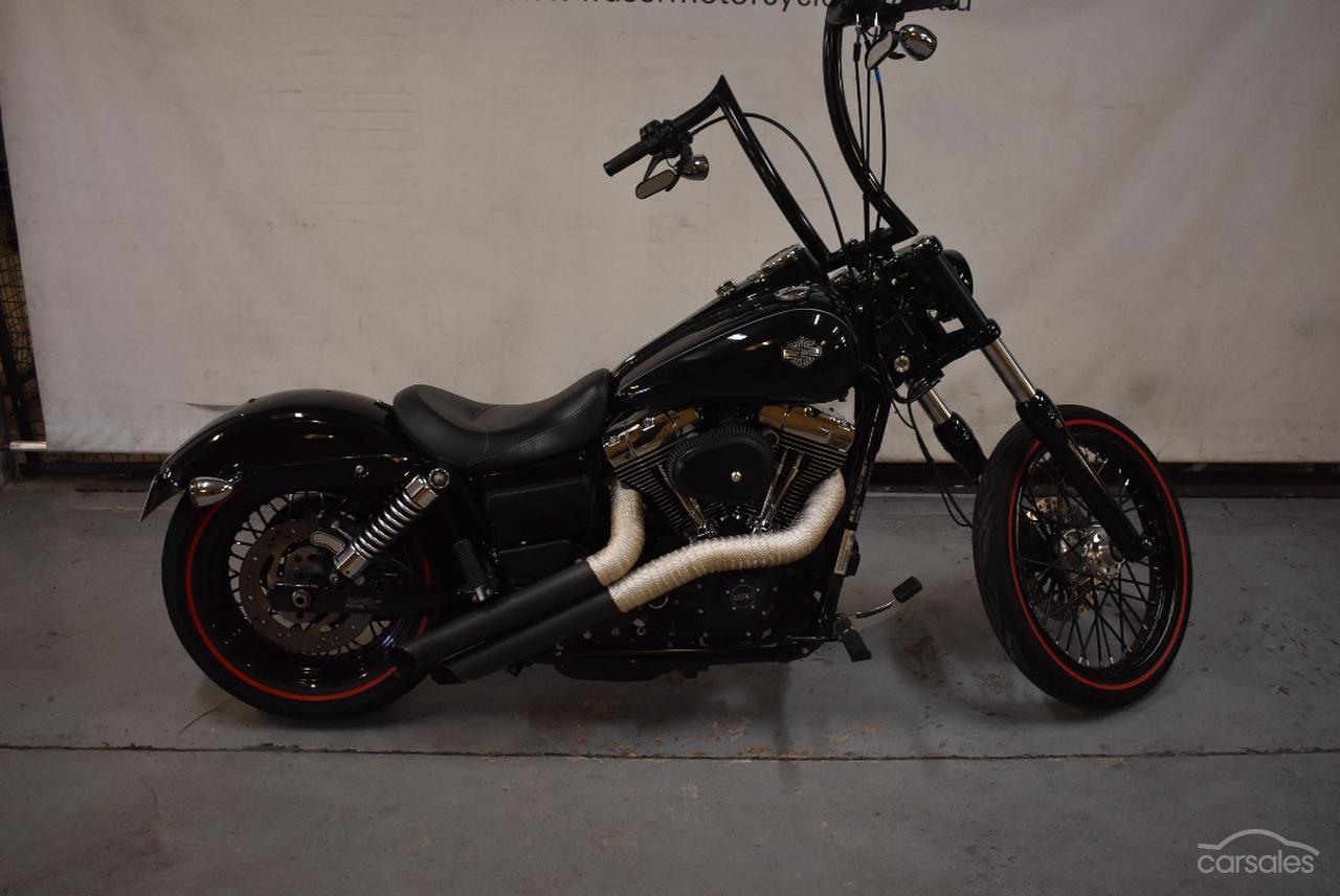 2013 Harley-davidson DYNA WIDE GLIDE 1690 (FXDWG)