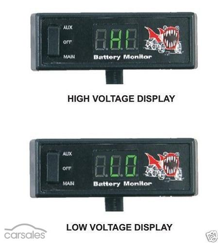 pg5147527822648501441 piranha dual battery system monitor 12volt digital display 4wd piranha battery monitor wiring diagram at creativeand.co