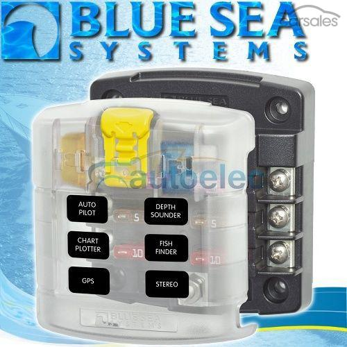pg5384390415914626377 blue sea 5028 fuse block box holder marine boat battery 12 volt fuse box holder at reclaimingppi.co