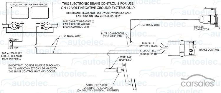 tekonsha p3 prodigy caravan trailer electric brake controller prodigy electric brake controller wiring diagram wire