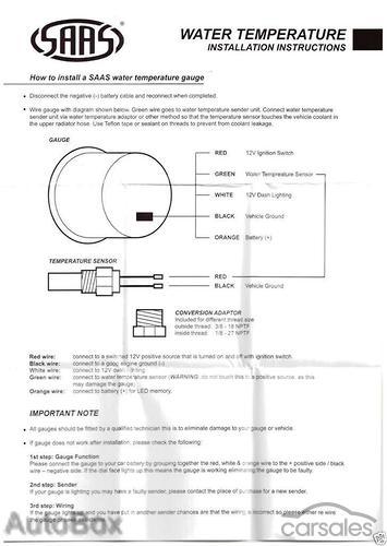 pg5486560965451702676 saas temp gauge wiring diagram wiring diagram and schematic design autotecnica gauge wiring diagram at soozxer.org