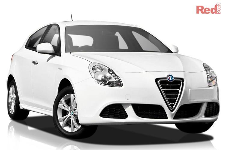 2013 Alfa Romeo Giulietta Progression Series 0 MY13