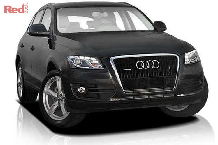 2009 Audi Q5 TDI 8R MY10