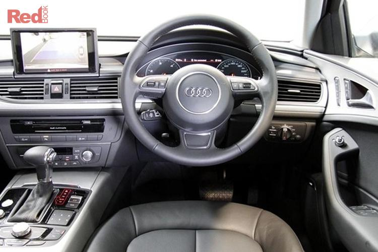 2011 Audi A6 S Tronic Quattro C7
