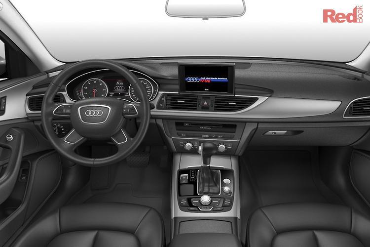 2012 Audi A6 Multitronic C7
