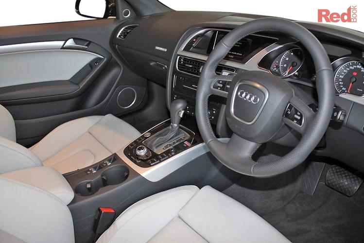 2012 Audi A5  8T MY12