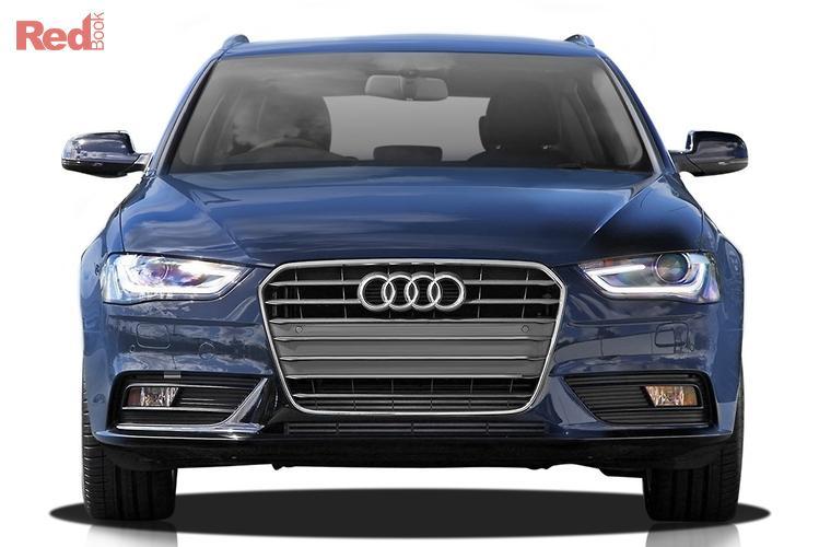 2014 Audi A4  B8 MY15