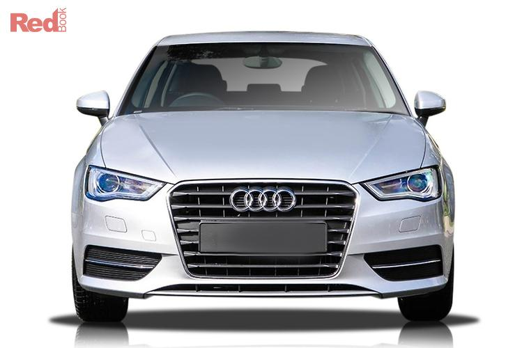 2014 Audi A3 Attraction 8V MY15