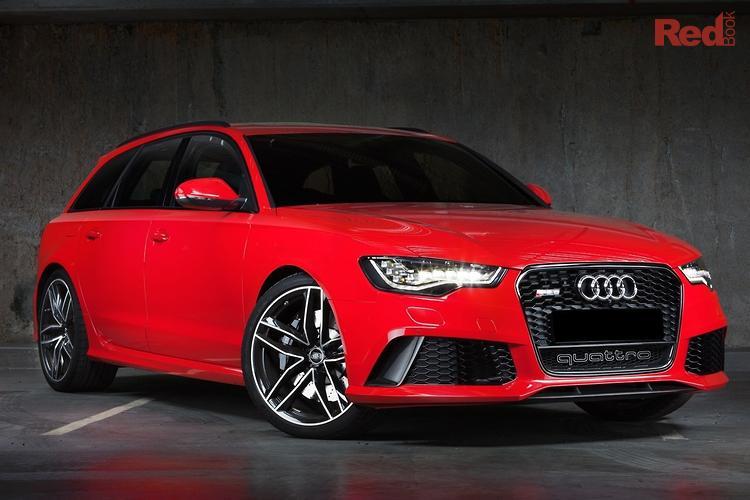 2013 Audi RS6 Avant Tiptronic Quattro C7