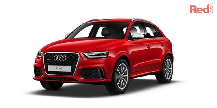 2016 Audi RS Q3 8U MY16 Four Wheel Drive
