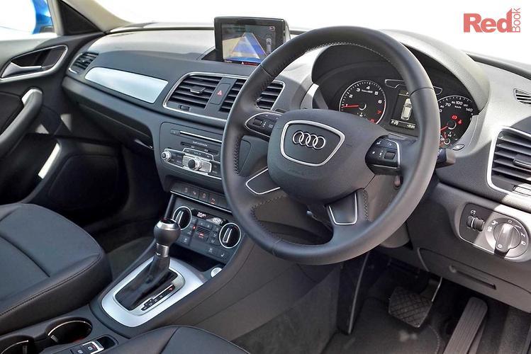 2016 Audi Q3 Tfsi 8U MY16