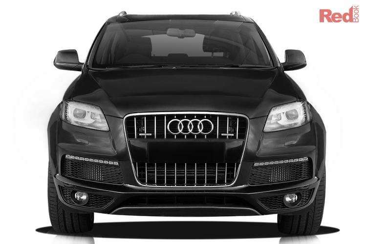 2013 Audi Q7 TDI MY13 Four Wheel Drive MY13