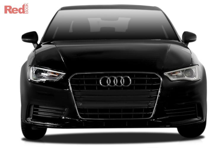 2016 Audi A3 Attraction 8V MY16