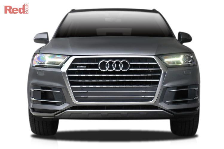 2015 Audi Q7 TDI 4M MY16