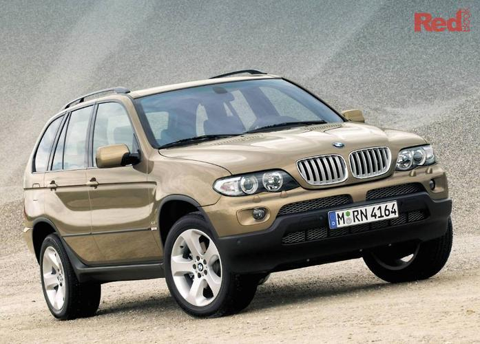 2006 BMW X5 Steptronic E53 MY05