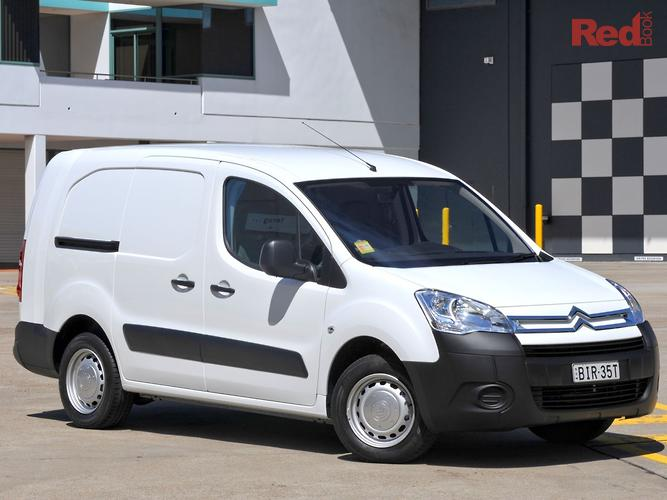 2012 Citroen Berlingo L2 (NO Series) MY12