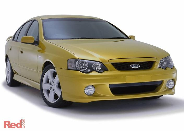 2003 Ford Falcon XR6 BA
