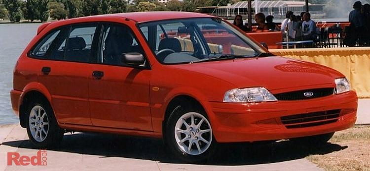 2000 Ford Laser R LXI KN